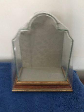 Caixas para registo em vidro com base em madeira - Capelas