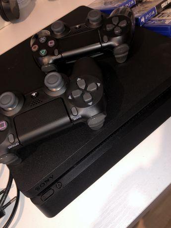 Playstation 4 slim 1T gwarancja