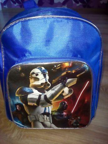 Plecak plecaczek wycieczkowy STAR WARS