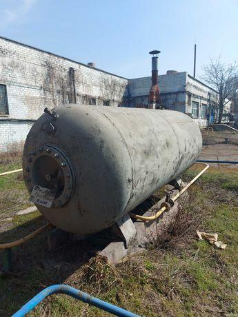 Бочки ресивера газ воздух