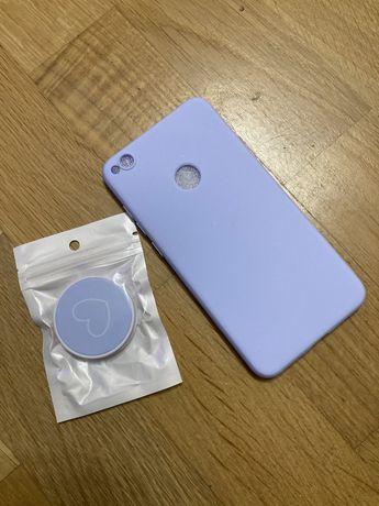 Silikonowy case na telefon
