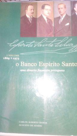 Livro Banco Espirito Santo