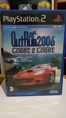 Outrun 2006 Coast 2 Coast . Ps2