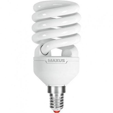 Энергосберегающая лампа Maxus 15w комплект из 2