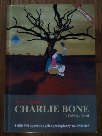 Charlie Bone i Zaklęty Król (dla młodzieży)