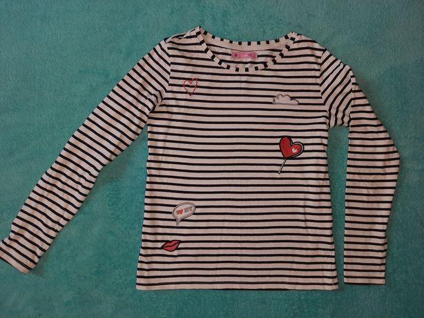 Bluzka koszulka dziewczęca roz.146