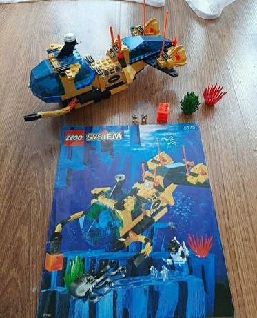 Lego 6175 Łódź podwodna unikat