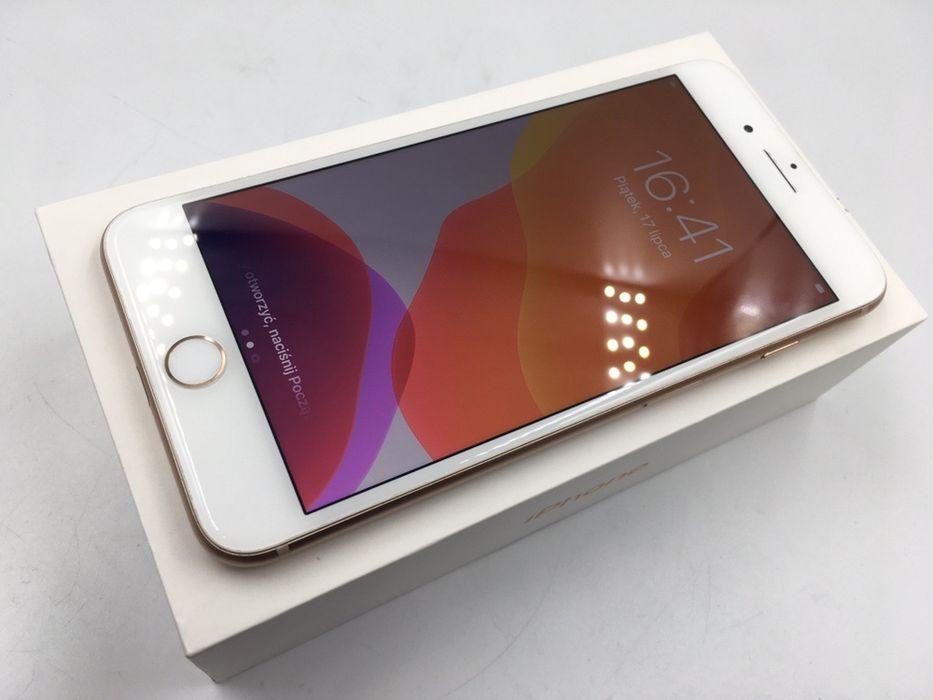 iPhone 8 PLUS 64GB GOLD • PROMOCJA • GWAR 1 MSC • AppleCentrum Wrocław - image 1