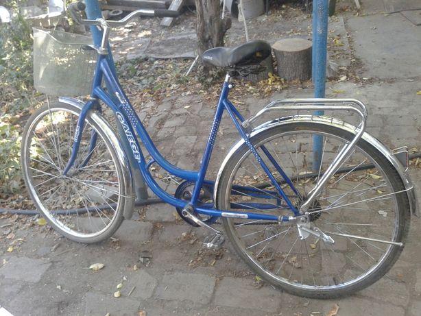 велосипед современный