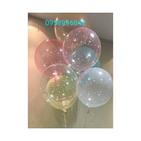 Гелеві шарики. Кульки.