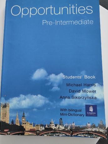 OPPORTUNITIES Pre-Intermediate - Students' Book