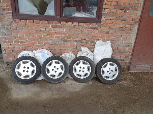 Koła, opony zimowe 175/65 R14 Honda, Renault, Vw, Opel 4x100