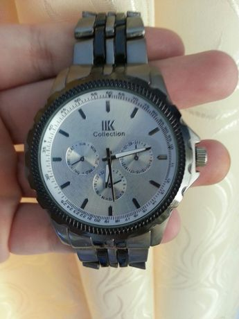 Новий IIK Kollection чудовий годинник Poland Water Resistant Часы