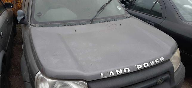 Maska Land Rover Freelander pokrywa silnika