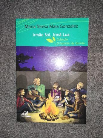 Livro Irmão Sol, Irmã Lua