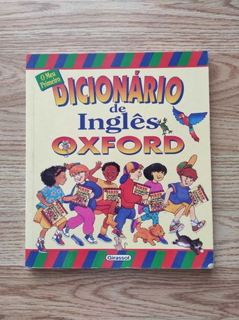 O meu primeiro dicionário de Inglês em Imagens - Novo
