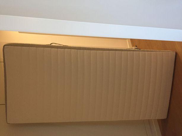 Colchão de molas novo 90cmx200cm