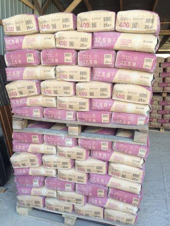 Цемент 400 Ціна 70грн за мішок з доставкою . Франківський 25 кг