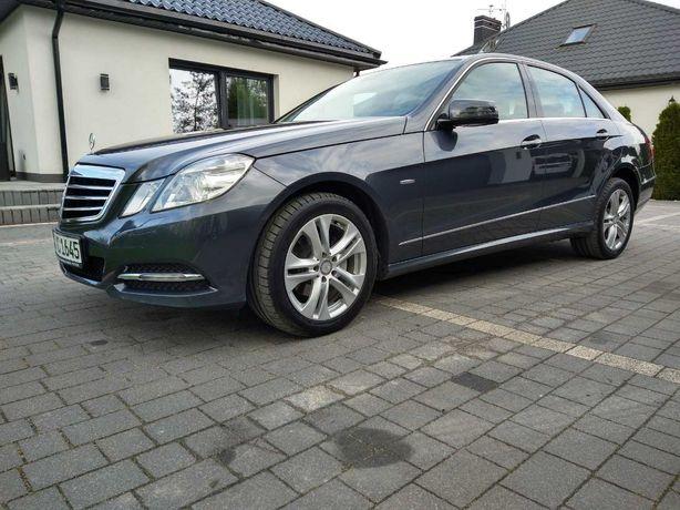 Mercedes E200 z Niemiec
