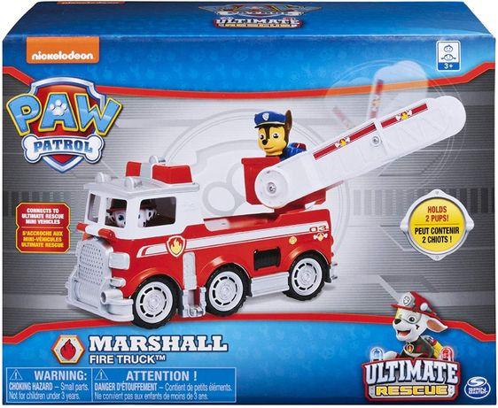 Paw Patrol Щенячий патруль Маршал пожарная машина Marshall Fire Truck