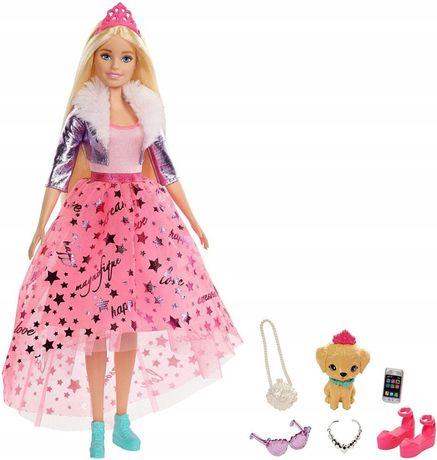 Кукла Барби Приключения Принцессы Barbie GML75 GML76
