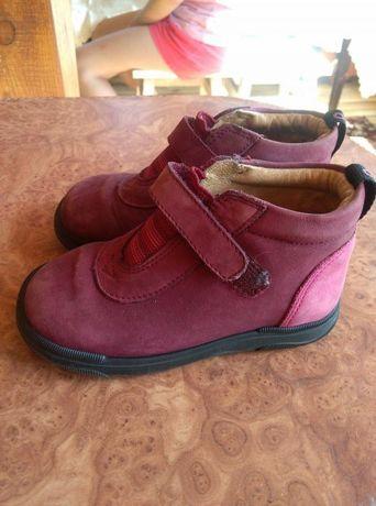 Ботинки, черевички