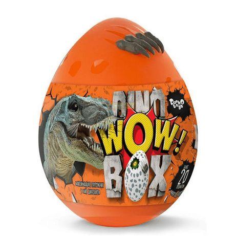 Набор для творчества Яйцо Динозавра Dino WOW Box 35 с