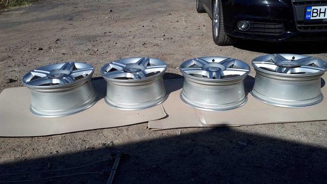 Продам/Обмен диски R17 5x112 7.5J ET45 d57,1  Audi