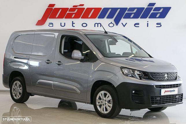 Peugeot Partner 1.5 BlueHDi Asphalt L2 100Cv (Câmara Surround) (3 Lugares)