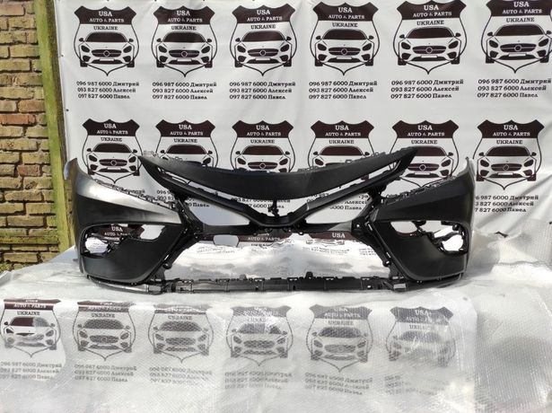 Бампер Toyota Camry 70 капот крылья телевизор тойота кемри фара