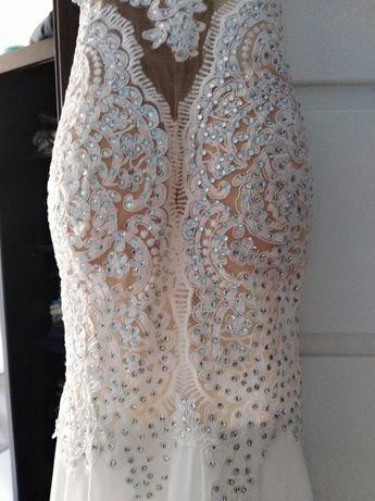 Suknia ślubna na bal Mercedes