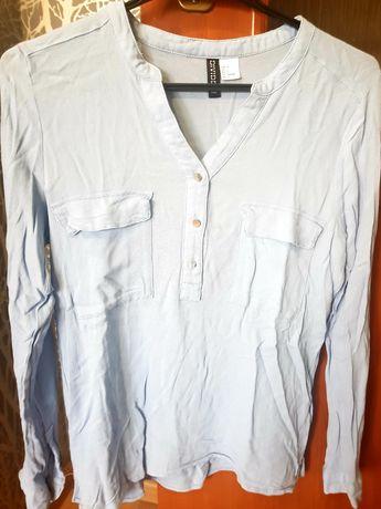 Bluzka na długi rękaw,   H&M.