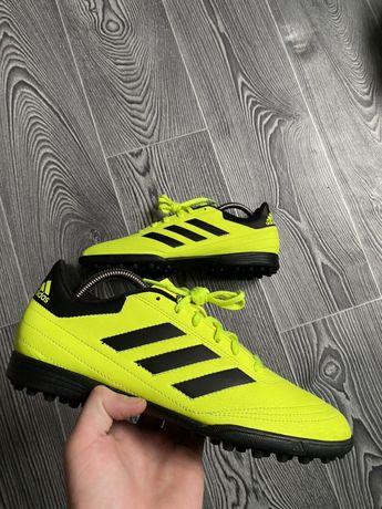 Сороконожки adidas стелька 25,5 размер 40,5
