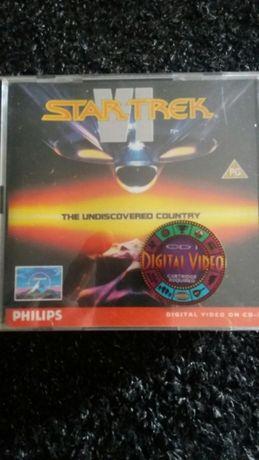 Star trek vários filmes video cd duplos e Oasis