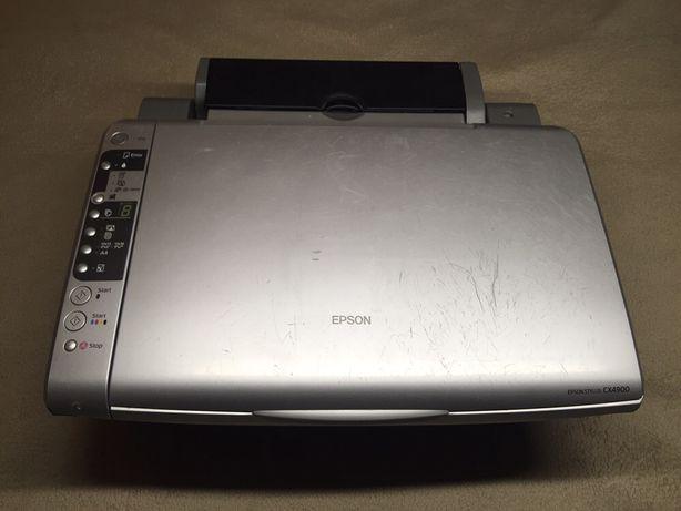 СРОЧНО ксерокс сканер принтер EPSON CX4900