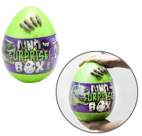 Игровой набор для мальчика яйцо сюрприз Динозавр Dino Surprise