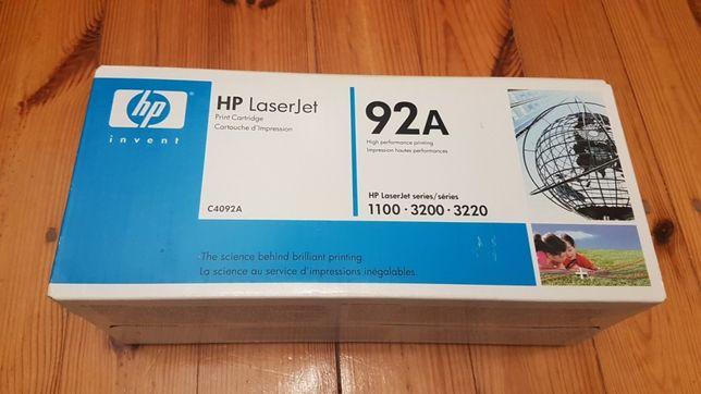Картридж HP LJ 92A, оригінальний, б/в