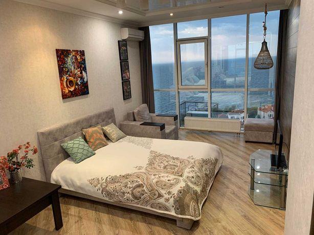 Квартира прямая панорама моря