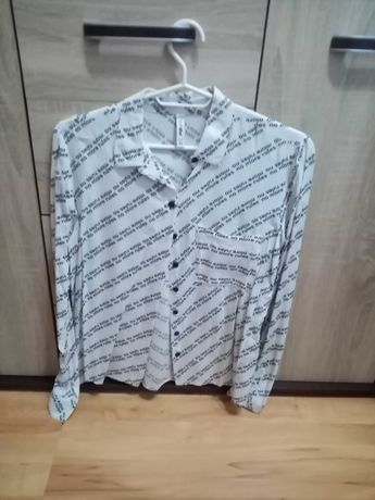 Bluzka koszulowa 36 new yorker