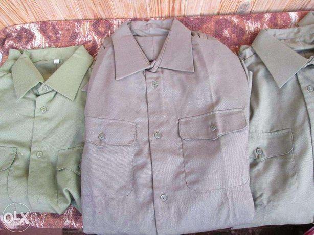 военные рубашки Вооруженных Сил Украины