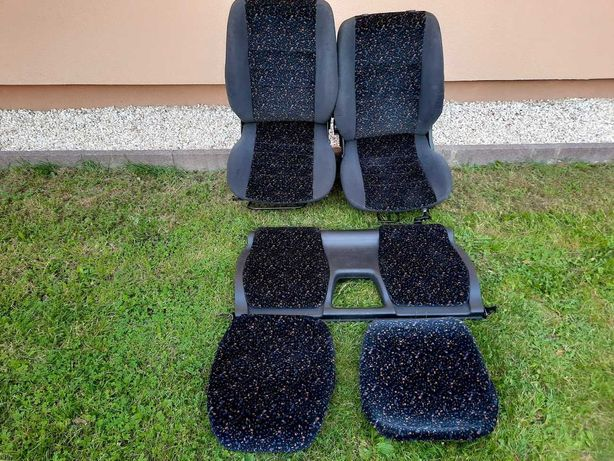 Fotele Opel Tigra