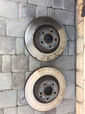 Тормозные диски Mercedes
