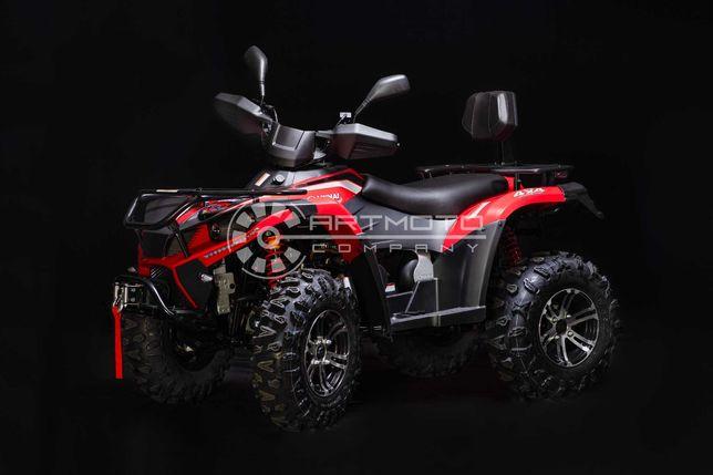 Новый квадроцикл Linhai LH 400 ATV-D