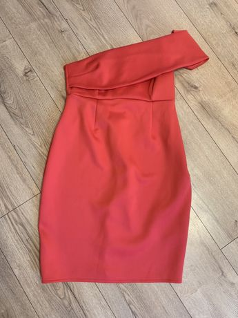 Elegancka ciążowa sukienka ASOS L