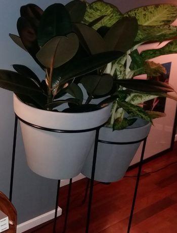 Floreira / Suporte Vasos Trípode
