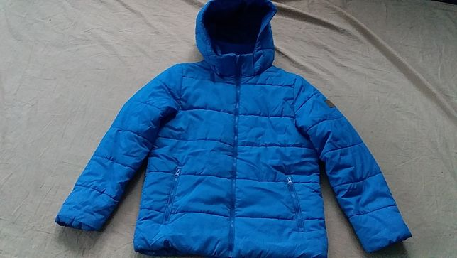 Куртка для мальчика, подростковая зима на флисе-COOL CLUB-152