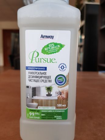 Средство для уборки и дезинфекции