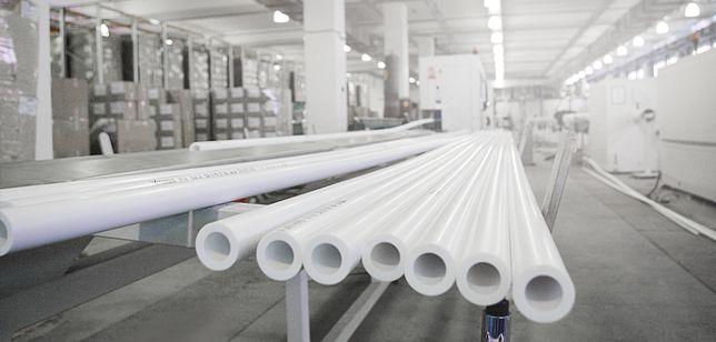 Труба ППР полипропиленовая для отопления с стекловолокном производство