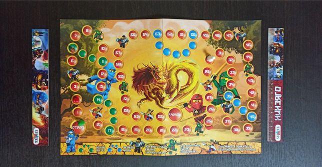 Настольная игра «Ниндзяго»