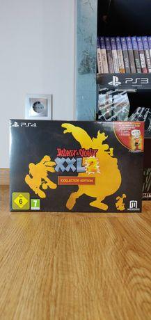 Asterix & Obelix XXL2 Collector's Edition - PS4 - novo e selado